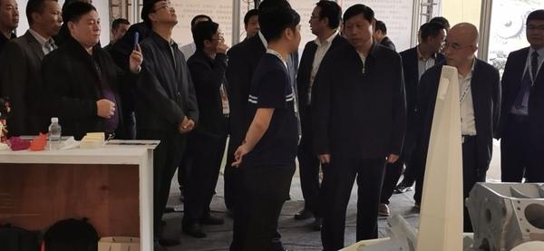 十堰市市委书记张维国莅临指导